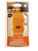 Bagageriem Samsonite Oranje accessoires U23002