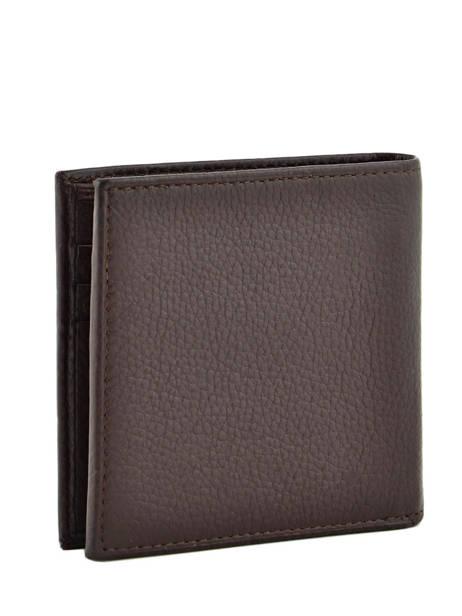 Kaarthouder Leder Polo ralph lauren Bruin wallet A79AW902 ander zicht 1