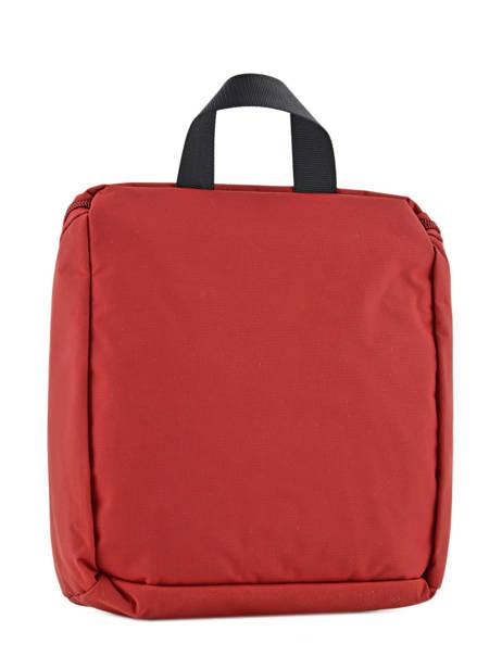 Toiletzak Samsonite Rood accessoires U23501 ander zicht 1