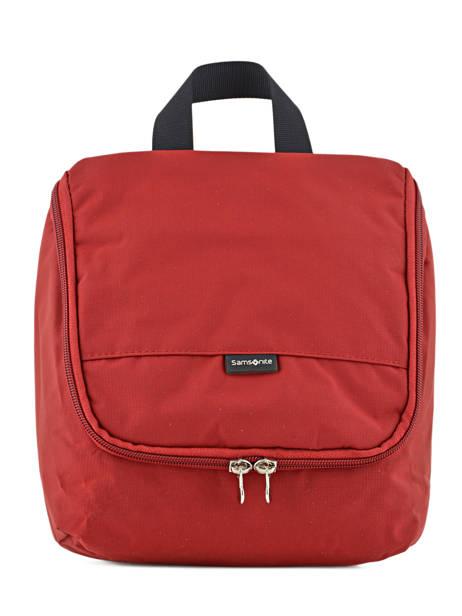 Toiletzak Samsonite Rood accessoires U23501
