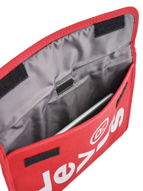 Portefeuille Levi's Rood sling 228891 ander zicht 3