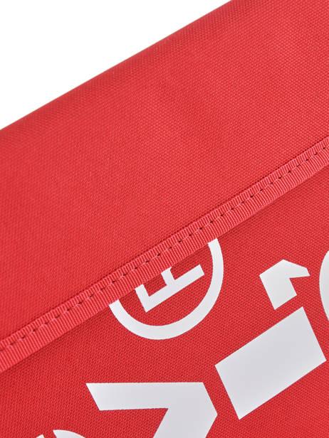 Portefeuille Levi's Rood sling 228891 ander zicht 1