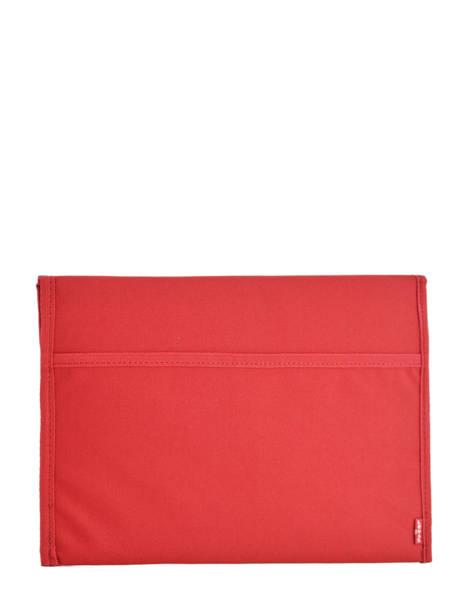 Portefeuille Levi's Rood sling 228891 ander zicht 2