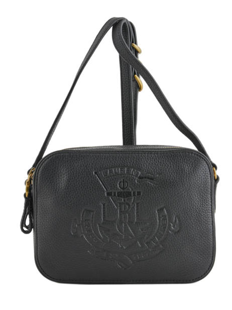 Cross Body Tas Huntley Leder Lauren ralph lauren Zwart huntley 31704451