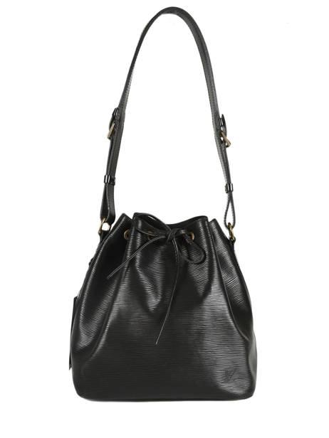 Preloved Louis Vuitton Bucket Bag Noé Brand connection Zwart louis vuitton 181