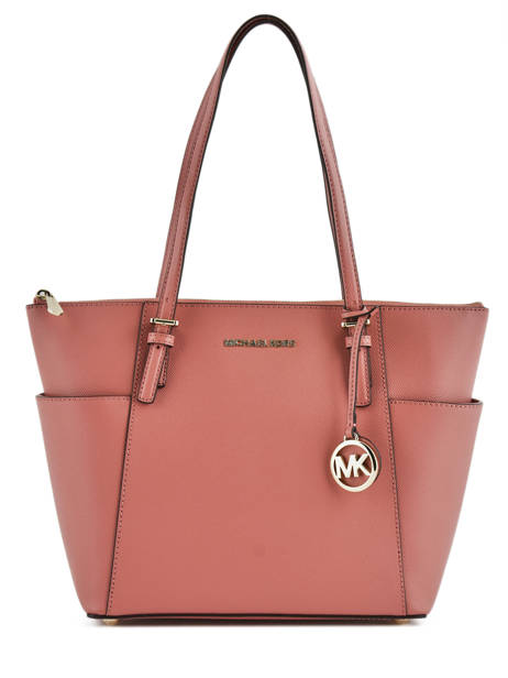 Shoppingtas Jet Set Item Leder Michael kors Zwart jet set item T8TTTT8L
