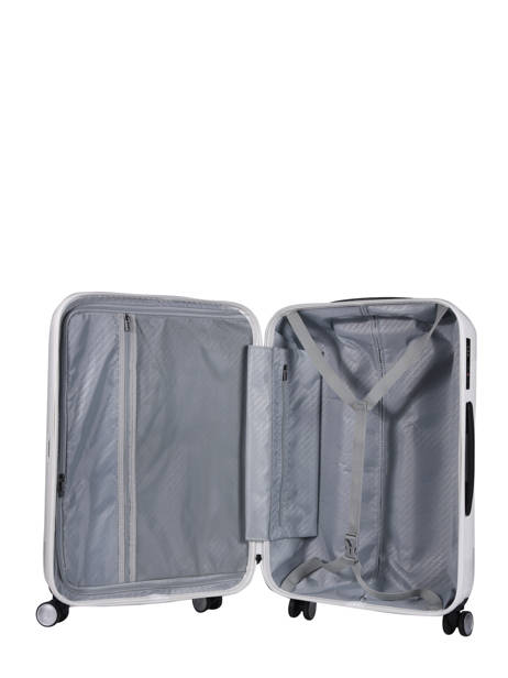 Set Reiskoffers Quadra Travel Wit quadra 18802LOT ander zicht 7