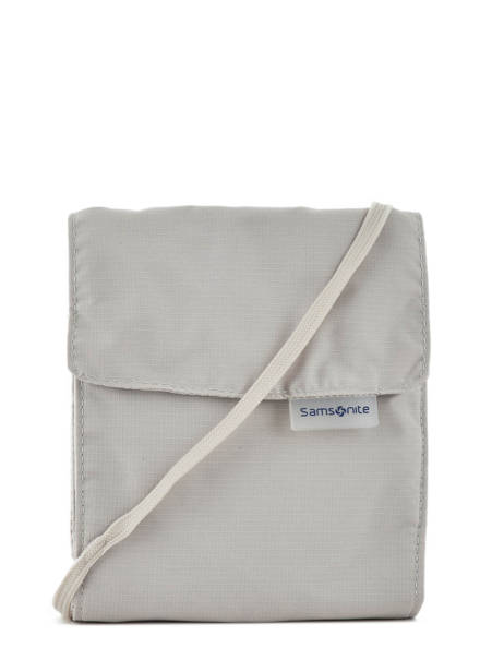 Reiszakje Samsonite Grijs accessoires C01076