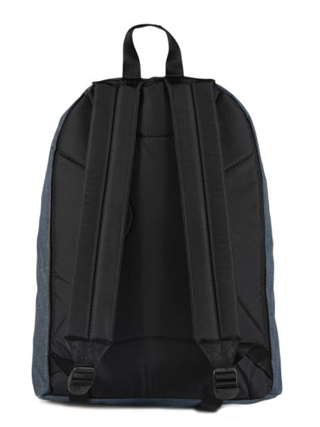Rugzak Out Of Office + Pc 15'' Eastpak Blauw authentic K767 ander zicht 3