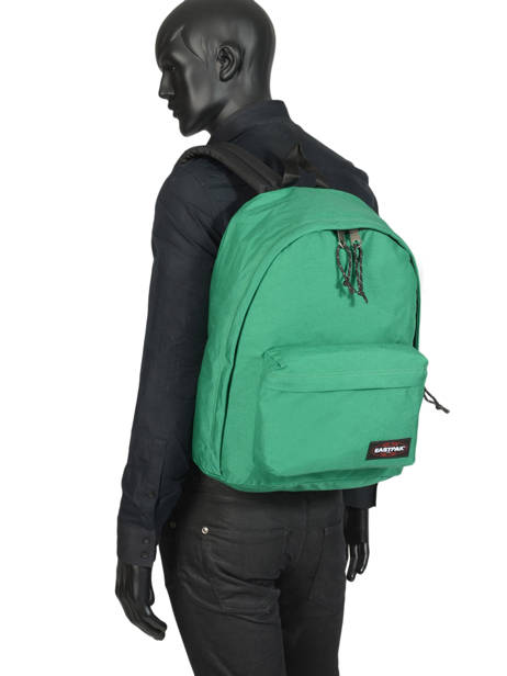 Rugzak Out Of Office + Pc 15'' Eastpak Groen authentic K767 ander zicht 3