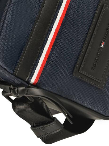 Cross Body Tas Modern Nylon Tommy hilfiger Blauw modern nylon AM05568 ander zicht 1
