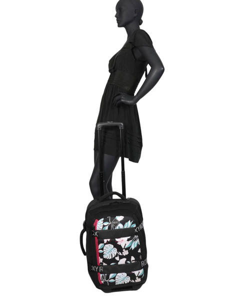 Handbagage Roxy Zwart luggage RJBL3189 ander zicht 2