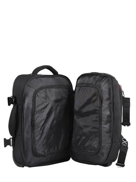 Handbagage Roxy Zwart luggage RJBL3189 ander zicht 4