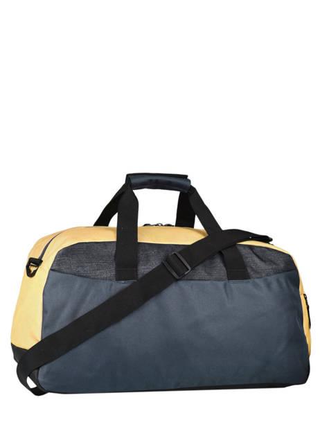 Reistas Voor Cabine Luggage Quiksilver Geel luggage QYBL3176 ander zicht 3