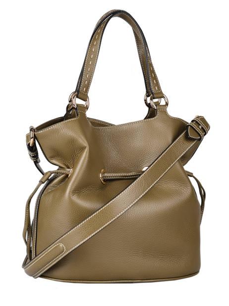 Bucket Bag M Premier Flirt Lancel Groen premier flirt A10110 ander zicht 3