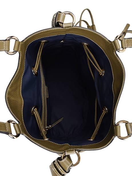 Bucket Bag M Premier Flirt Lancel Groen premier flirt A10110 ander zicht 4