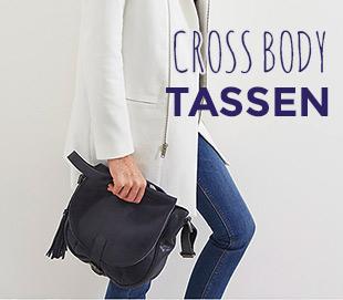 cross body tassen
