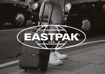 Goedkope reiskoffers Eastpak